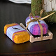 Barn Owl Vermont Felted Soap Gift Set - Creamy Clay