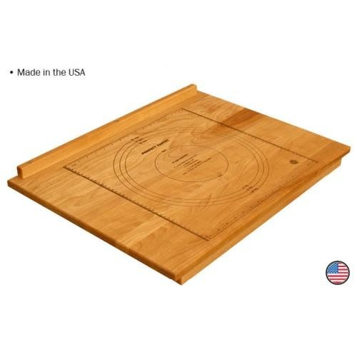 Catskill Craftsmen Inc. Pastry Marks Cutting Board 24x18