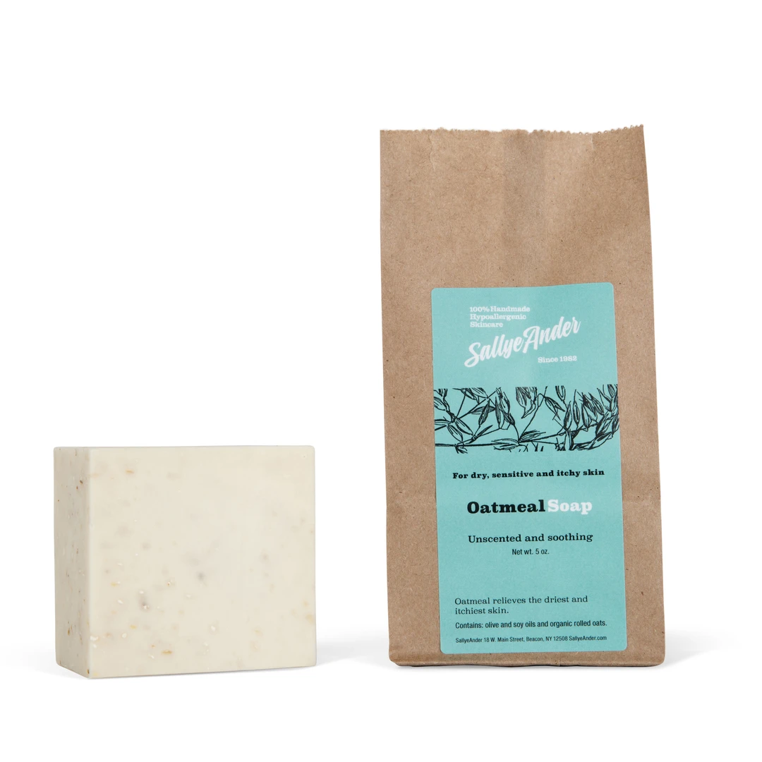 Sallye Ander Essential Soap - Oatmeal