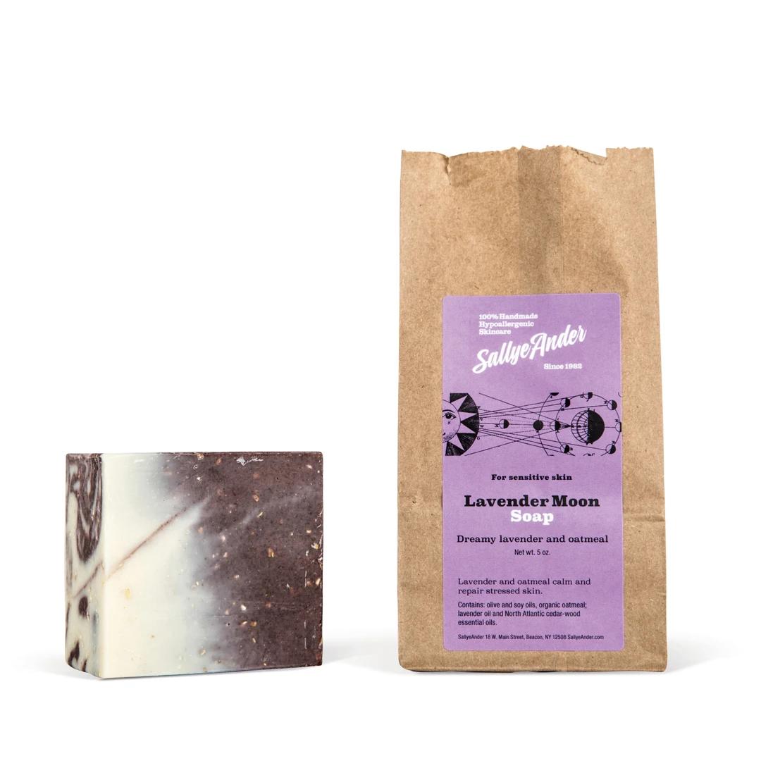 Sallye Ander Essential Soap - Lavender Moon