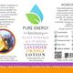 Pure Energy Apothecary Body Lotion - 8oz Lemon