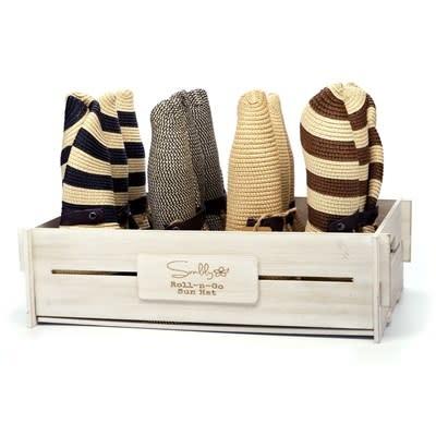 DM Merchandising Sunlily Coast-to-Coast Roll-n-Go Sun Hats