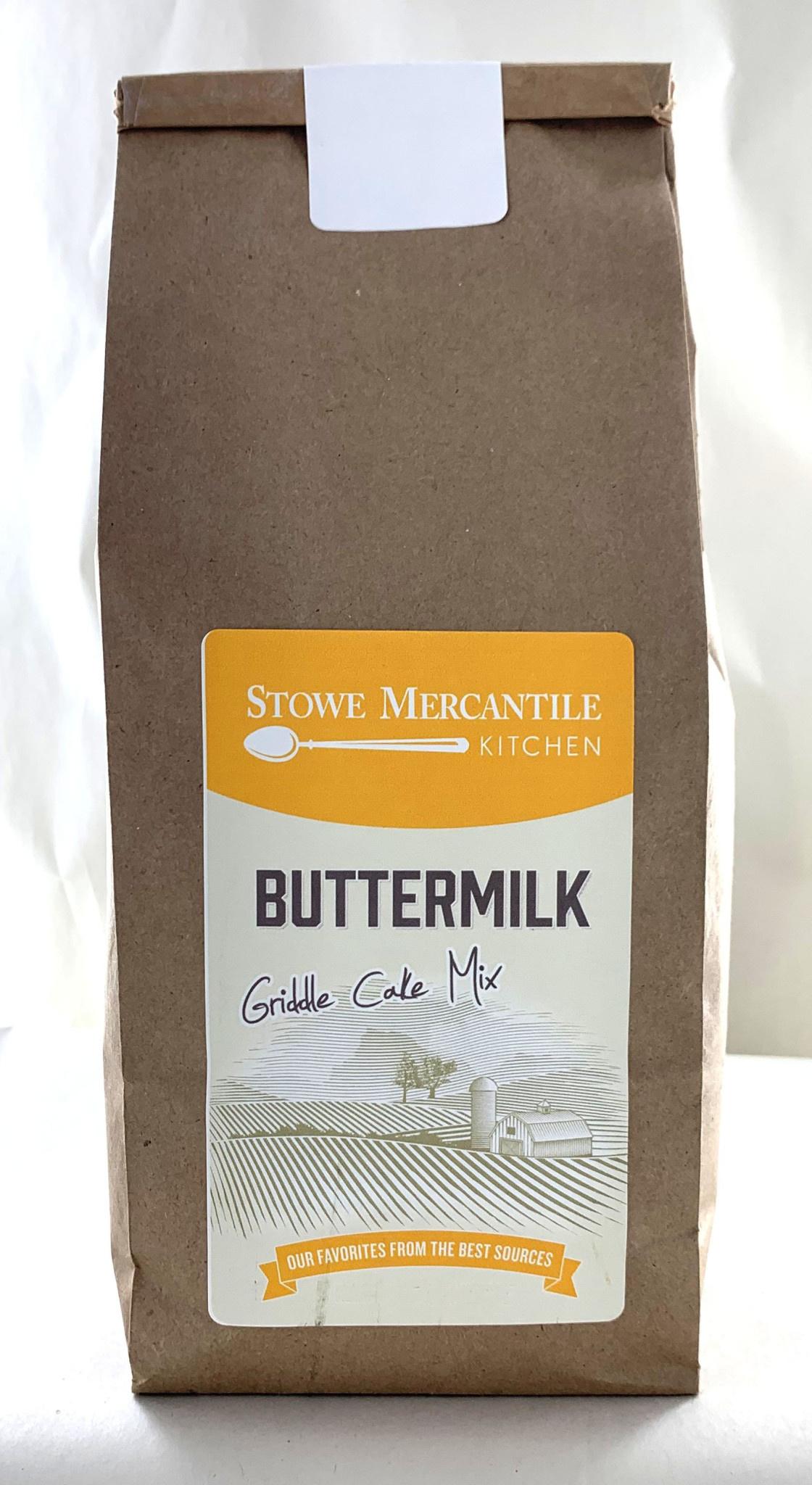 Stowe Mercantile Kitchen Griddle Cake Mix - 1lb, Buttermilk