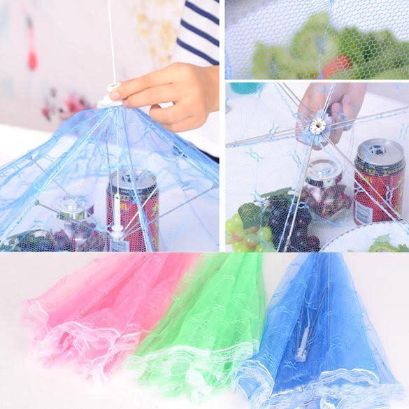 DH Gate Food Umbrella Assorted Colors