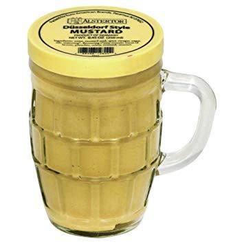 Alstertor Mustard In Beer Mug - 8.45 OZ