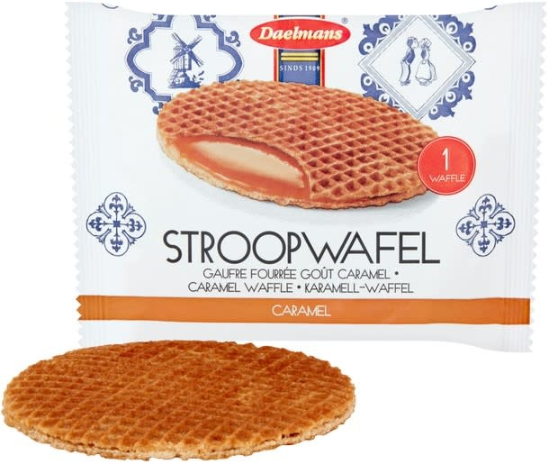 Daelmans Stroopwafels Caramel Wafer Jumbo - 1.38 OZ