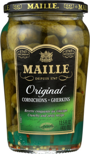 Maille Cornichons Extra Fine - 13.5oz