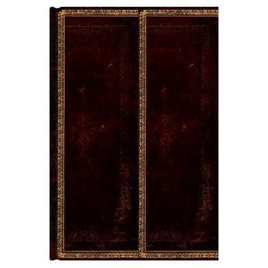 Paperblanks Journals Address Book - Mini - Black Moroccan
