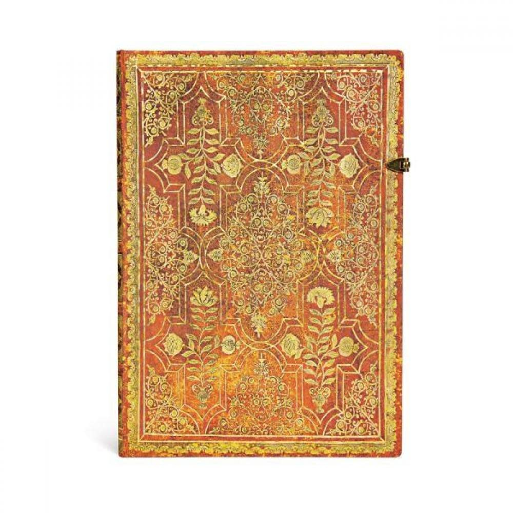 Paperblanks Journals Journal - Midi, Lined - Persimmon