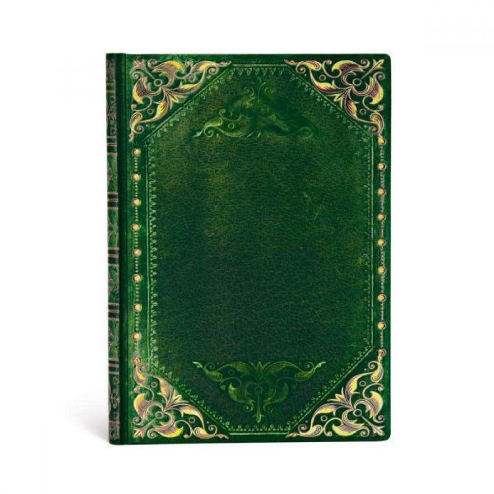 Paperblanks Journals Journal - Midi, Unlined - Velvet Cape