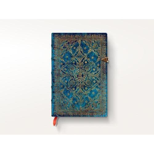Paperblanks Journals Journal - Mini, Lined Clasp - Azure