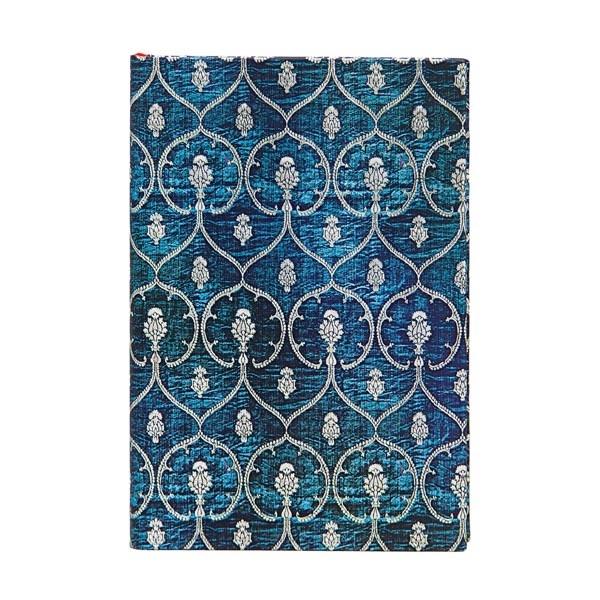 Paperblanks Journals Journal - Mini, Unlined - Blue Velvet