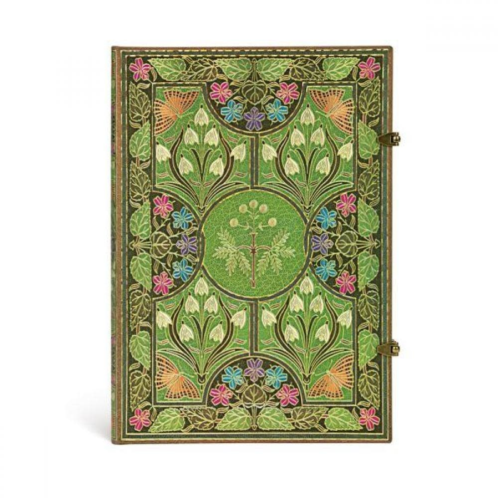 Paperblanks Journals Journal - Ultra, Lined - Poetry In Bloom