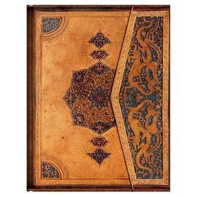 Paperblanks Journals Journal - Ultra, Lined Foldover - Safavid
