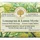 Australian Natural Soapworks Wrapped Soap 7oz 200g Lemongrass & Myrtle