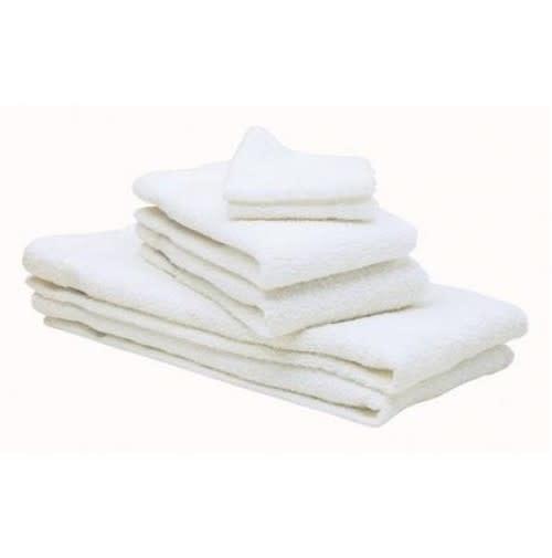 Direct Textile Store Hotel Standard White Washcloth 12x12