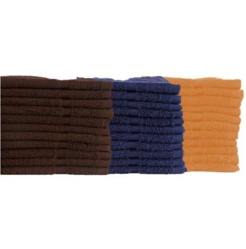 Direct Textile Store Dorm Towel 20x40 Navy