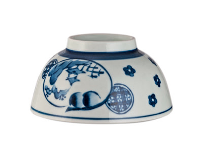 "Fuji Merchandise Corp Rice Bowl Pagoda 4"""
