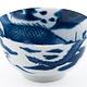 "Fuji Merchandise Corp Noodle Bowl Koi Fish 5"""