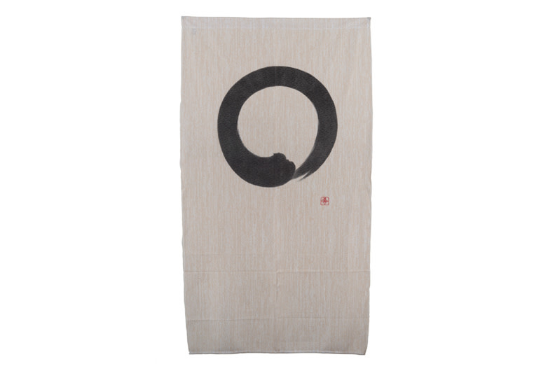 Fuji Merchandise Corp Noren Uncut Circle 85cm x 150cm
