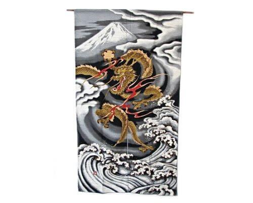Fuji Merchandise Corp Noren Dragon 85cm x 105cm
