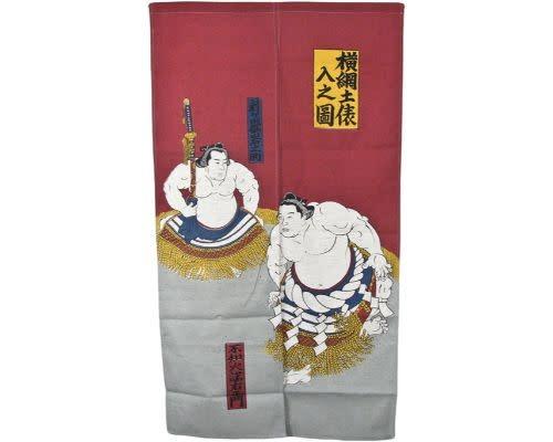 Fuji Merchandise Corp Noren Samurai 85cm x 105cm