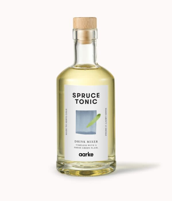 Aarke Drink Mixer For Sparkling Water Spruce Tonic