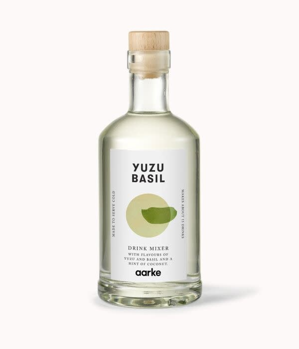 Aarke Drink Mixer For Sparkling Water Yuzu Basil