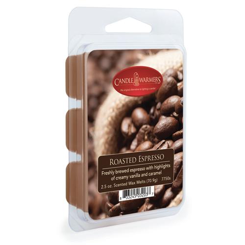 Candle Warmer Company Wax Melt - Roasted Espresso 2.5oz
