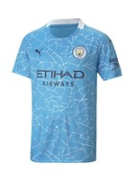 Puma MANCHESTER CITY HOME 2020/21 JERSEY - YOUTH