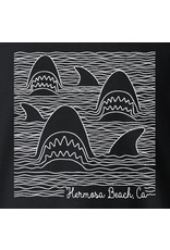 Black Anchor Supply CO. #2 KIDS SS SQUIGGLE SHARK