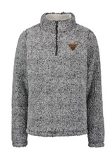 Black Anchor Supply CO. #991 SWT ADDISON SHERPA 1/4 ZIP