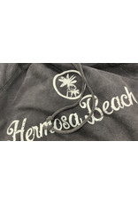 Black Anchor Supply CO. #303 SWT HOODIE W POCKET PALM  HB