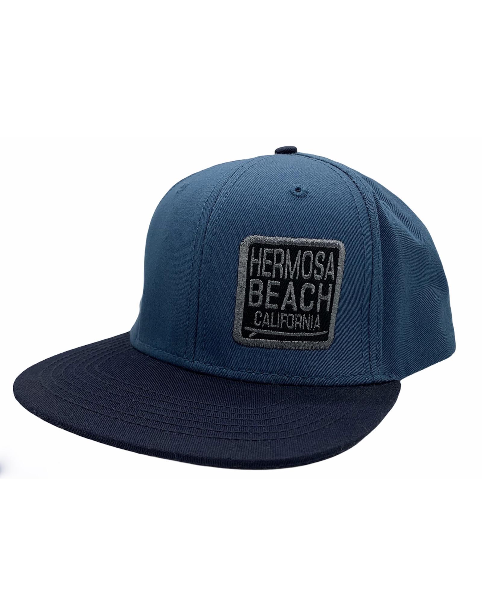 Blue 84 #FF HB  SURFBOARD SQUARE ANTIQUE SAPPHIRE HAT