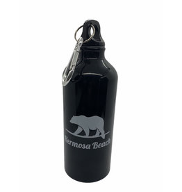 DiscountMugs HB CALI BEAR METAL  WATER BOTTLE