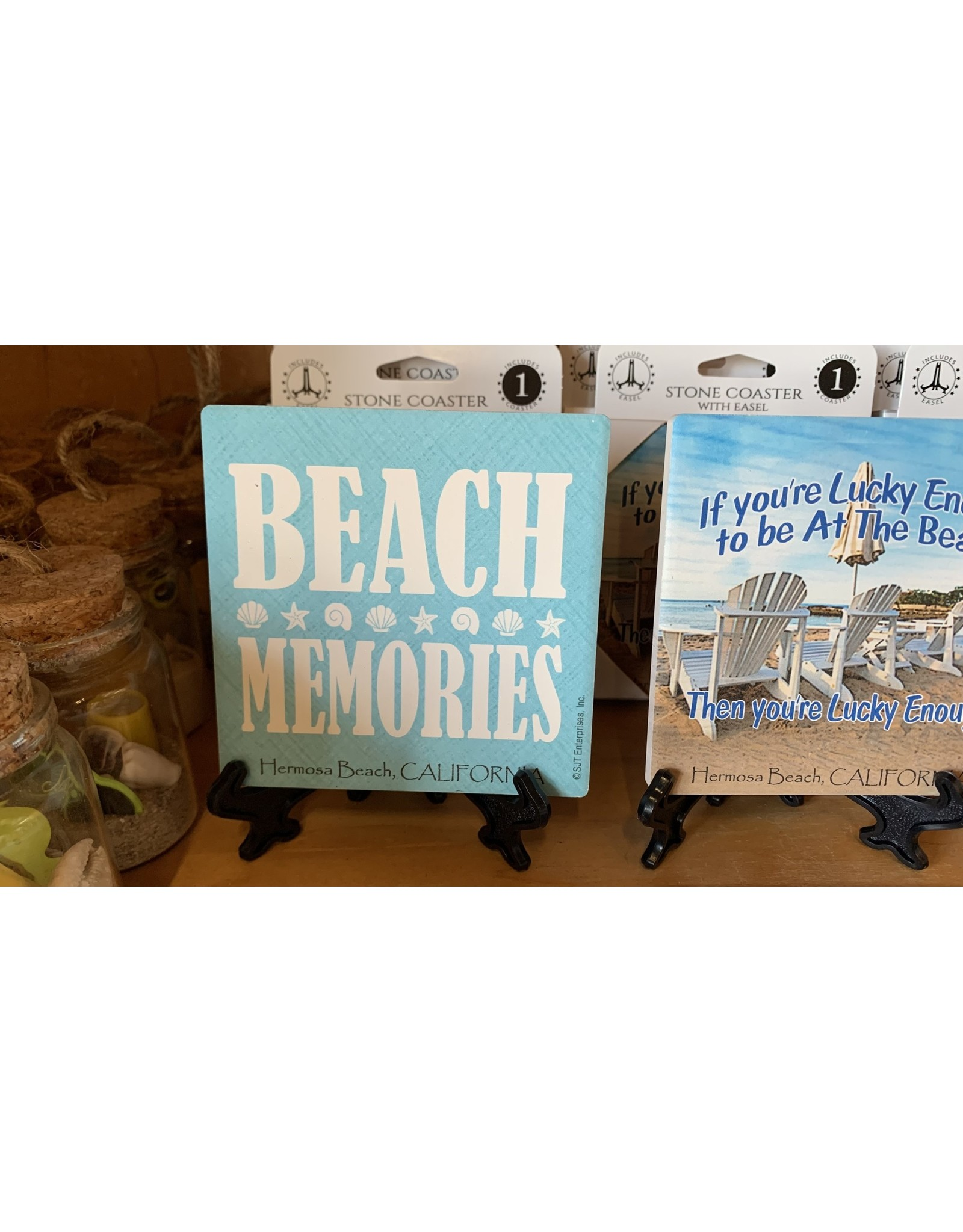 SJT ENTERPRISES INC HB COASTER BEACH MEMORIES
