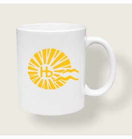 HB CITY LOGO COFFEE MUGS 11oz