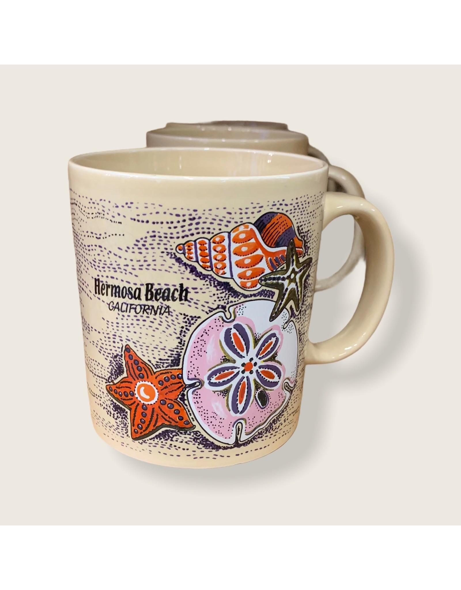 American Gift Corporation HB SANDOLLAR BEACH CERAMIC 16 OZ MUG