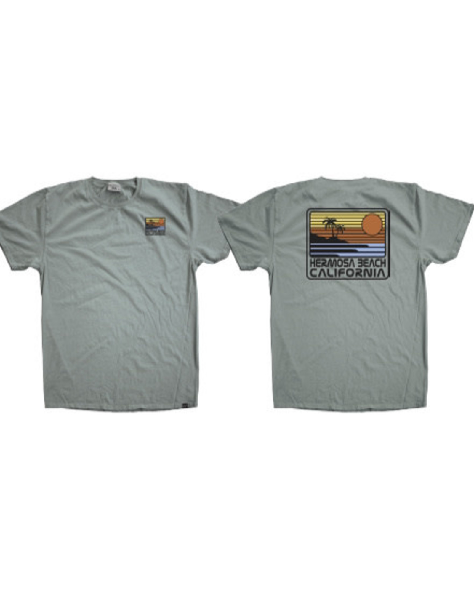 Techstyles #100 TS DR SS HB SHAVED COASTAL MOSS