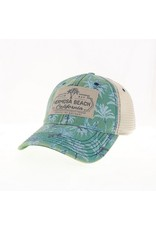 L2 LEAGUE LEGACY #A1.2 LGCY HB OLD FAV  PALM TRUCKER ESCAPE GREEN