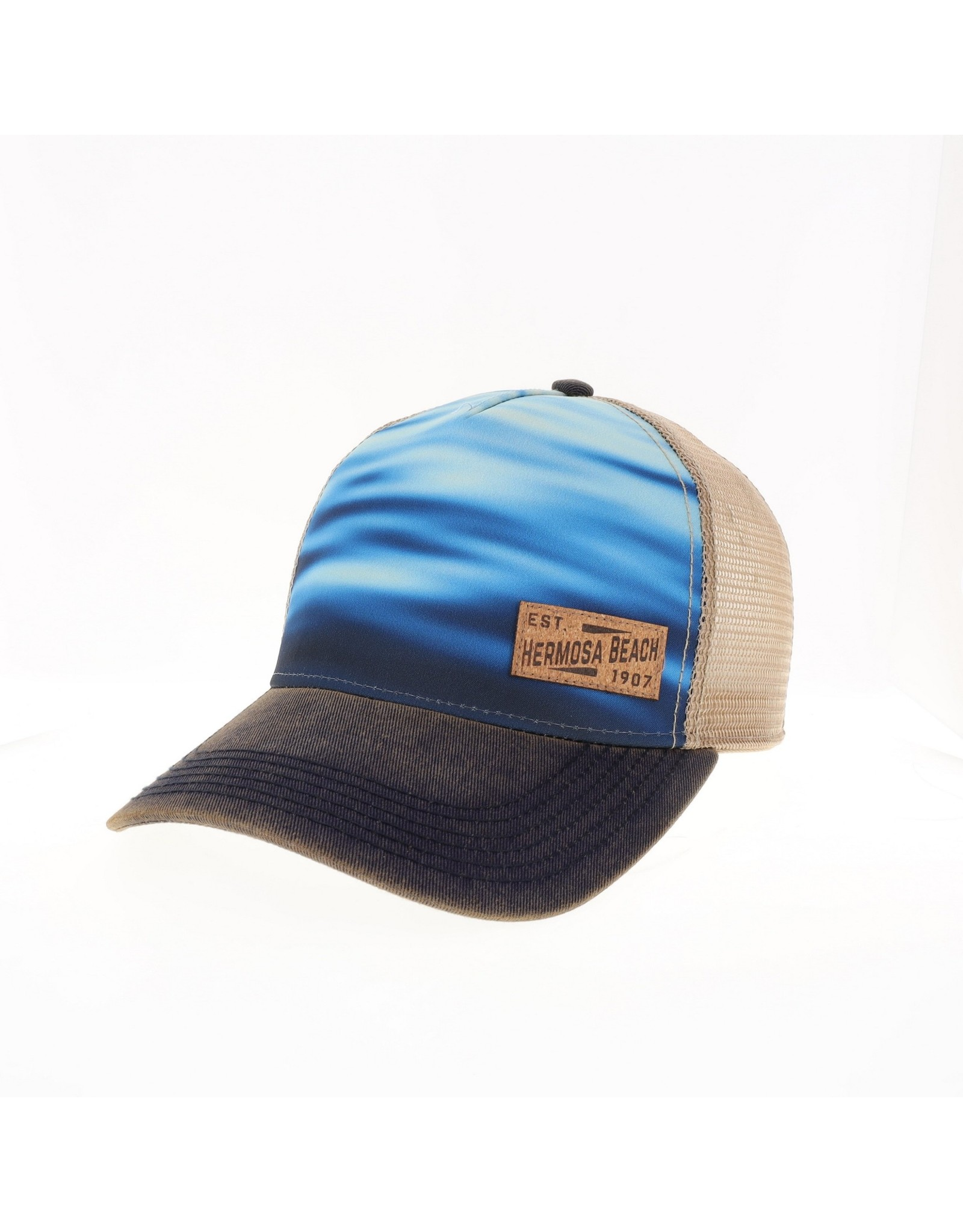 L2 LEAGUE LEGACY #A12.1 LGCY HB OFAS TRUCKER CALM WATER