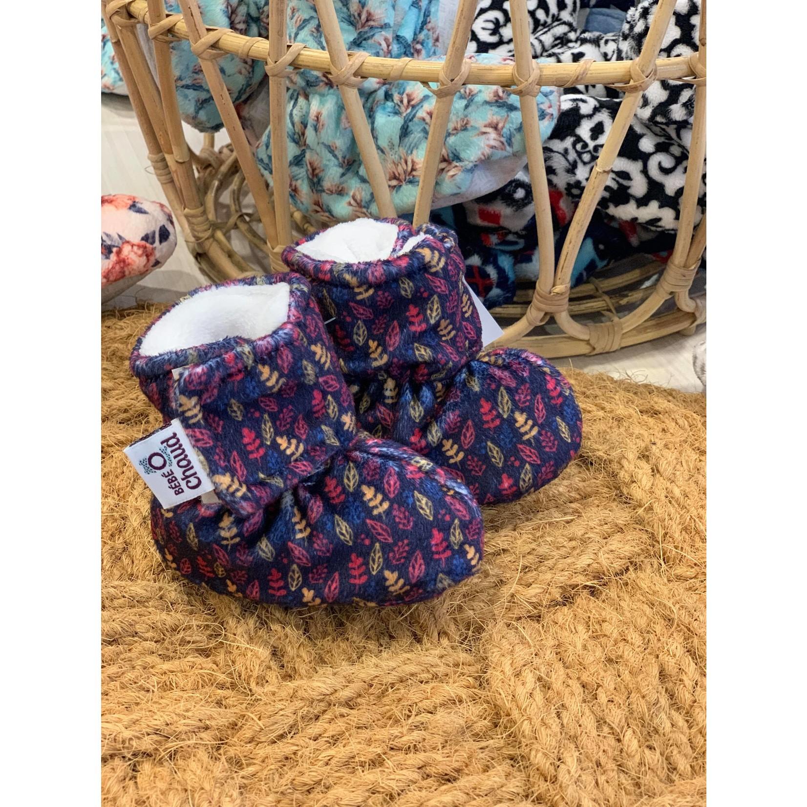 Bébé O Chaud Pantoufles Bébé O Chaud 3-6 mois