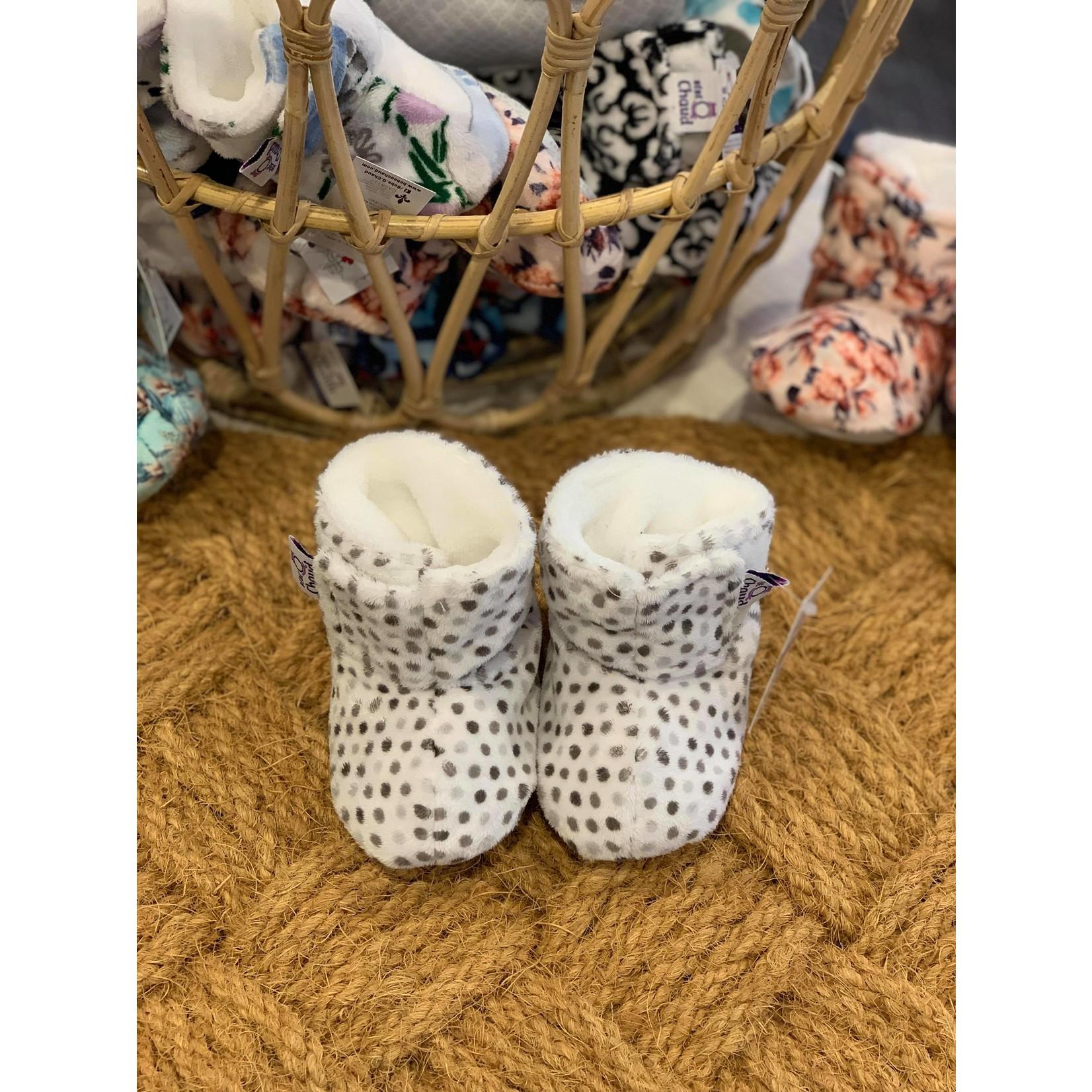 Bébé O Chaud Pantoufles 18-24 mois