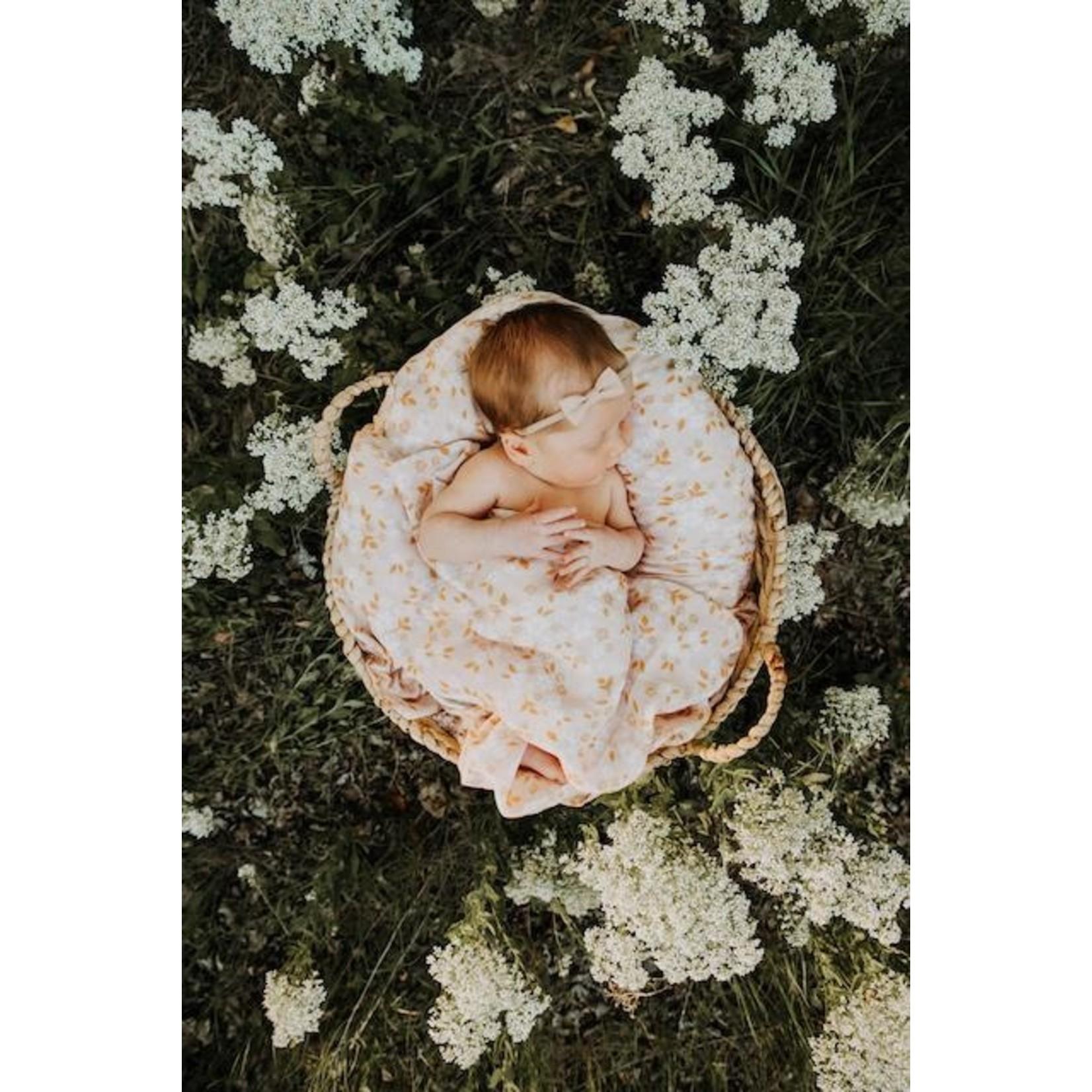 Mini Scout °° Mousseline Blush Fleur