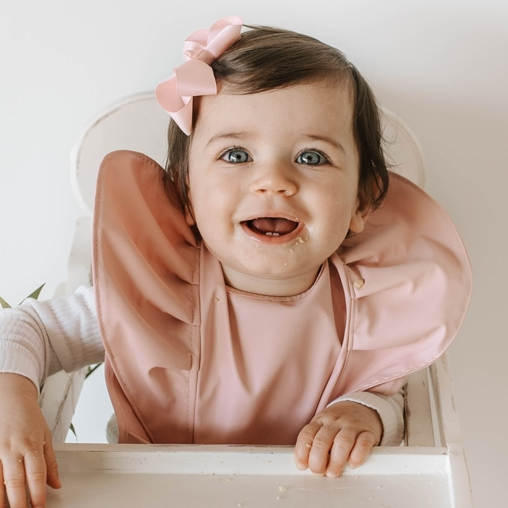 Snuggle Hunny °° Bavette Fille Blush