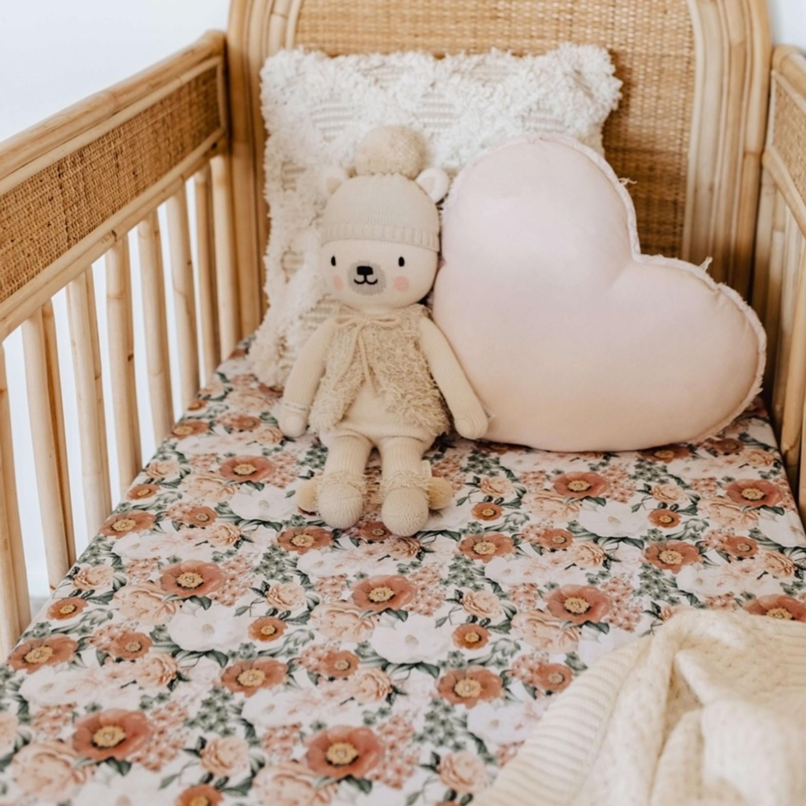 Snuggle Hunny °° Housse de bassinette Florence