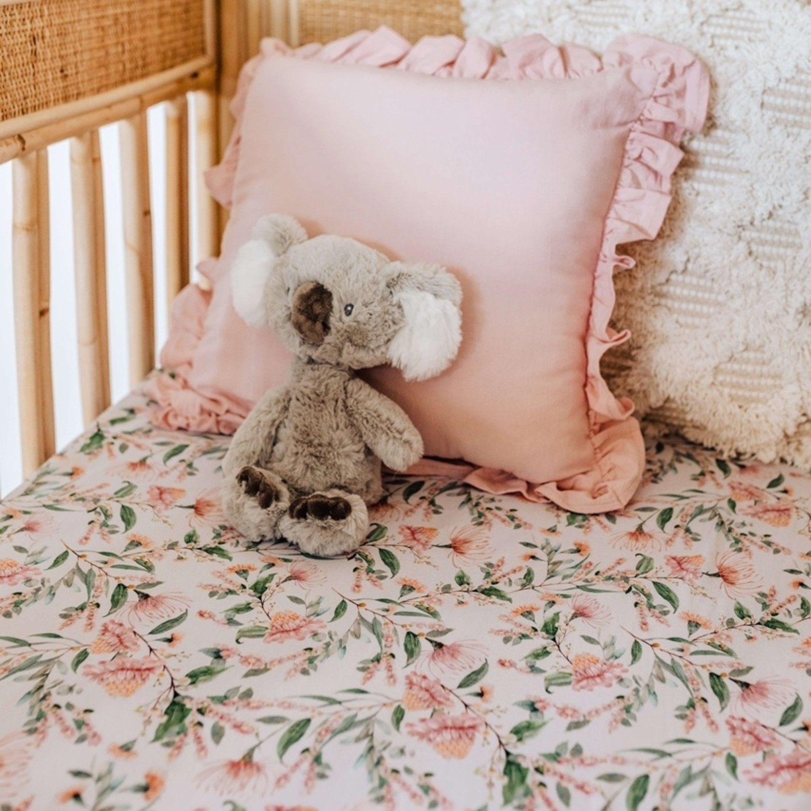 Snuggle Hunny °° Housse de bassinette Fleuri