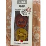 Bibs    Bibs Rouille/ Moutard 6-18 mois