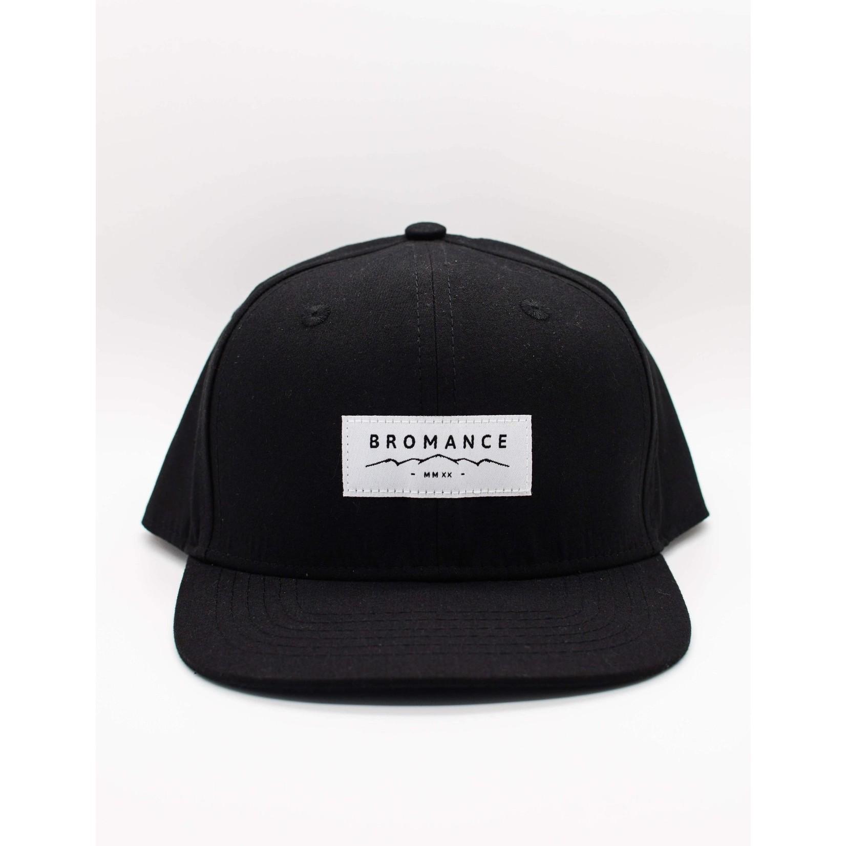 Bromance || Casquette All Black