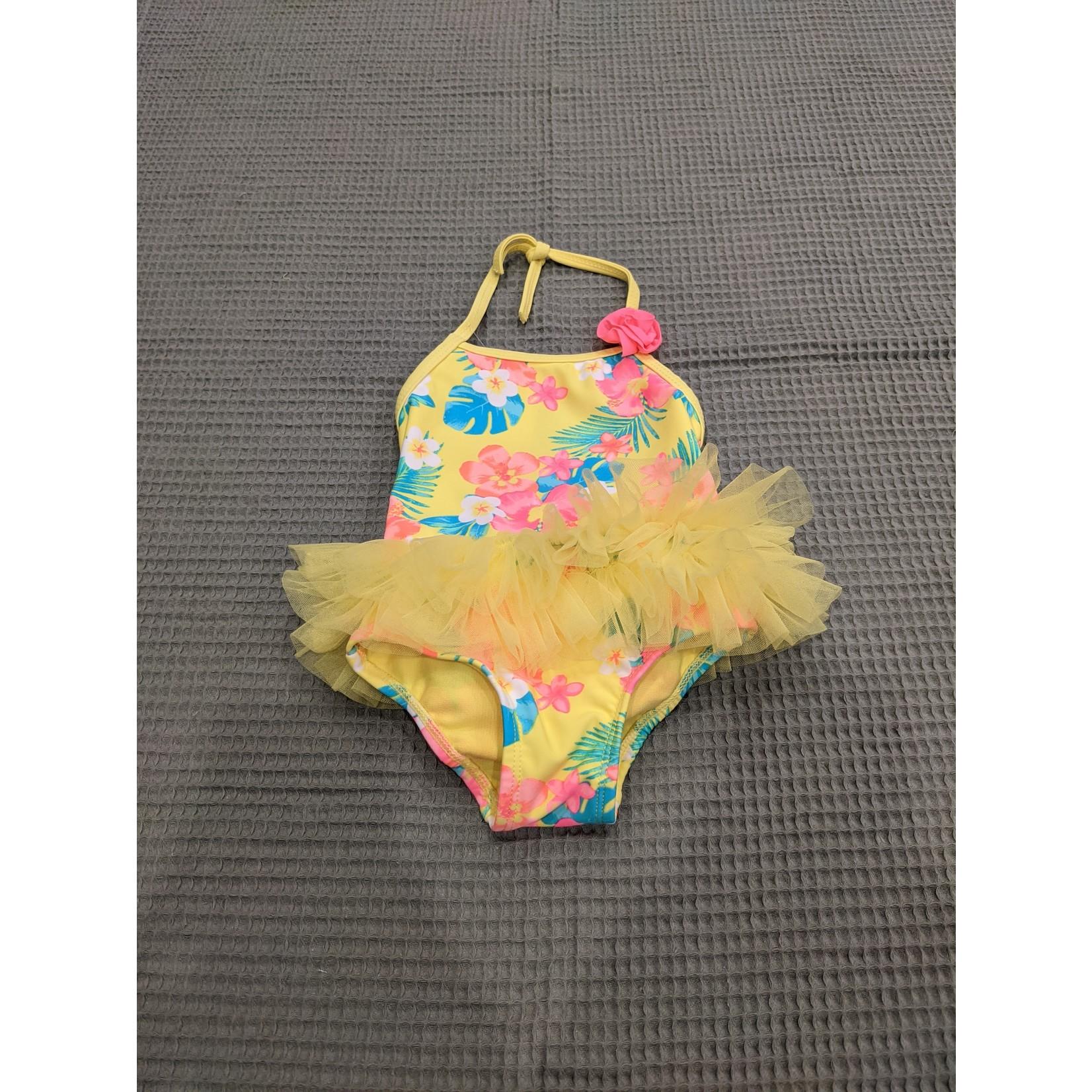 #89 Maillot jaune hawaïen